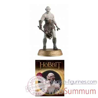 Figurine hobbit motion picture fig mag #4 azog profanateur -DIAAUG152016