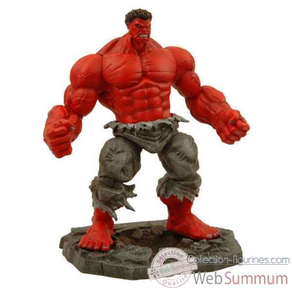 Figurine hulk rouge marvel -DIAMAR088262