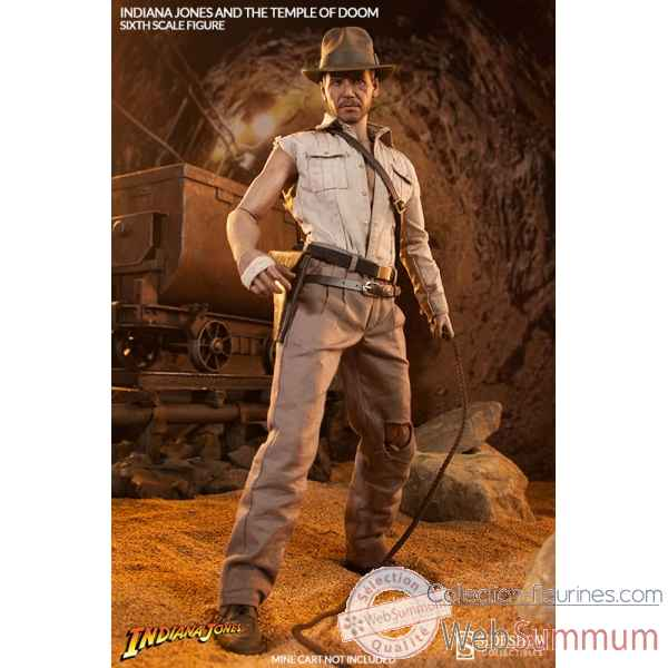 Figurine indiana jones echelle 1/6 -SS3914