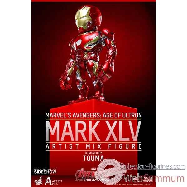 Figurine iron man mark xlv avengers aou -SSHOT902408