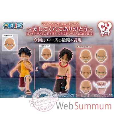 Figurine one piece -BANP31978