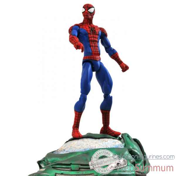 Figurine spider-man marvel -DIAJUL091428