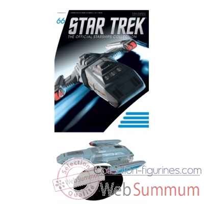 Figurine star trek starships: fig mag #66 ss raven -DIADEC151836