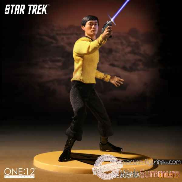 Figurine star trek - sulu -MEZ76162