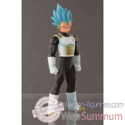 Figurine super saiyan god vegeta dragonball z -BANP33673