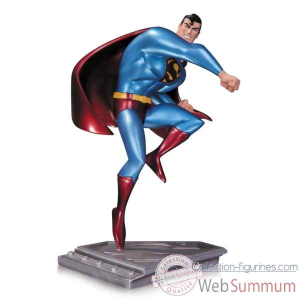 Figurine superman: the man of steel animated series -DIAJUN140320