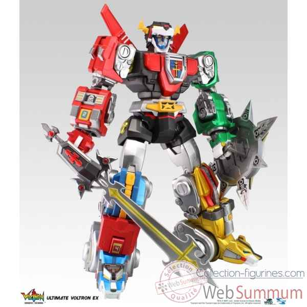Figurine ultimate voltron ex -TOY10130