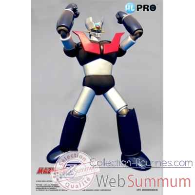 Figurine vinyle collection mazinger z -HDR086
