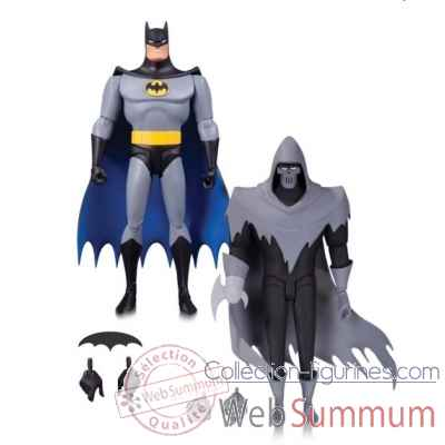 Figurines batman et fantome masque -DIAJUL150355