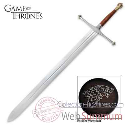 Game of thrones: epee eddard stark -VS0109