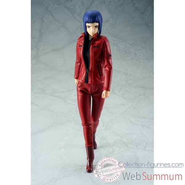 Ghost in the shell: figurine motoko kusanagi echelle 1/6 -SAAF102