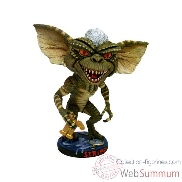 Gremlins: figurine stripe head knocker -NECA04320