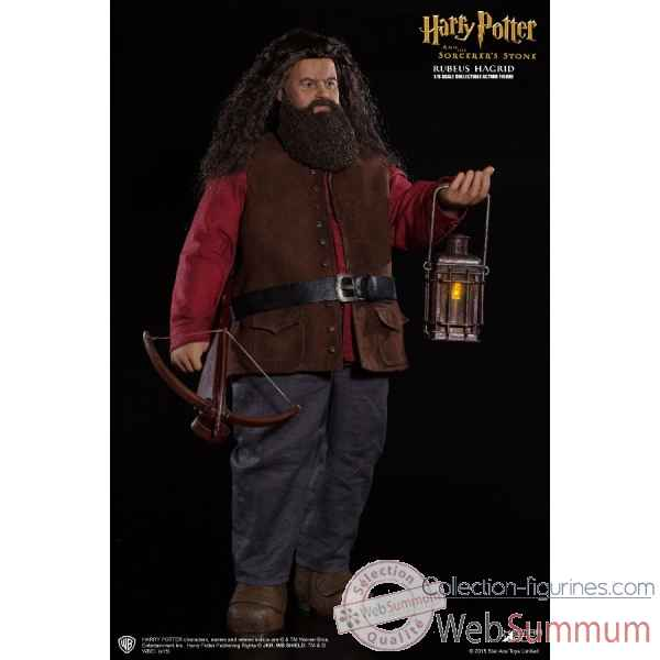 Harry potter: figurine rubeus hagrid -SA0020