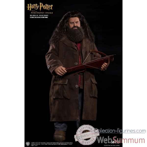 Harry potter: figurine rubeus hagrid -SA0024