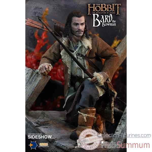 Le hobbit: figurine echelle 1/6 bard the bowman -SS902528