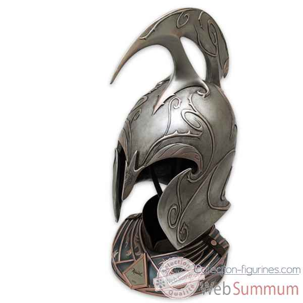 Le hobbit: replique casque de elf de fondcombe echelle 1:1 -UC3075