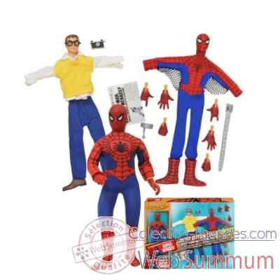 Lot figurine spider-man marvel retro -DIAMAY142225