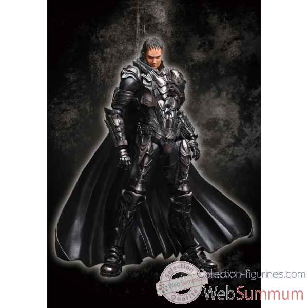 Man of steel: figurine general zodd -SQXMANOZZZ01