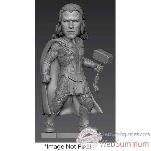 Marvel: avengers age of ultron figurine thor extreme head knocker -NECA61496