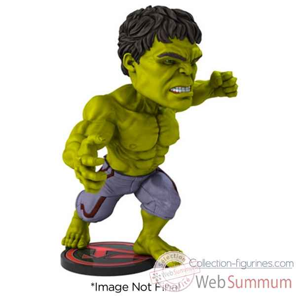 Marvel: avengers age of ultron - hulk xl head knocker -NECA61497