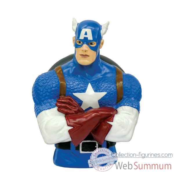 Marvel: buste captain america -MON67013