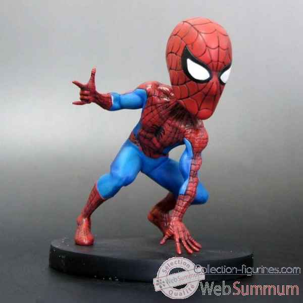 Marvel classic - figurine spider-man head knocker extreme -NECA61402