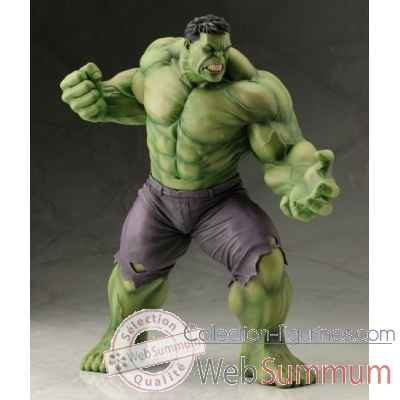 Marvel comics:statue hulk avengers now art fx+ -KTOMK160