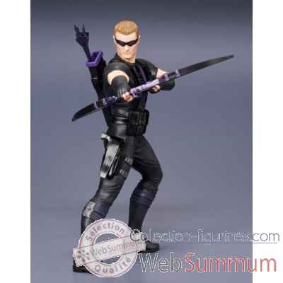 Marvel: statue hawkeye marvel now! artfx+ -KTOMK157
