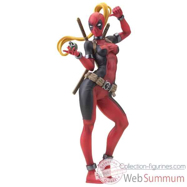 Marvel: statue lady deadpool bishoujo -KTOMK194