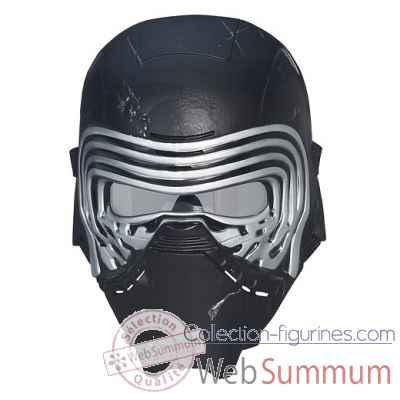 Masque electronique kylo ren star wars le reveil de la force -HASB8032EU4