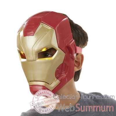 Masque iron man captain america: civil war -HASB5784EU4