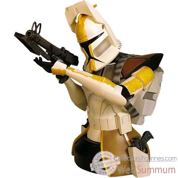 Mini buste commandant bly star wars clone wars -GGI00830