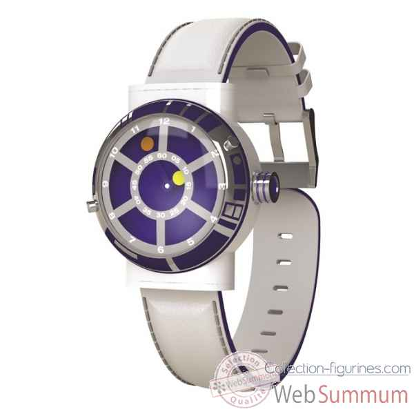 Montre star wars r2-d2 collectors -ZEOSTAR139