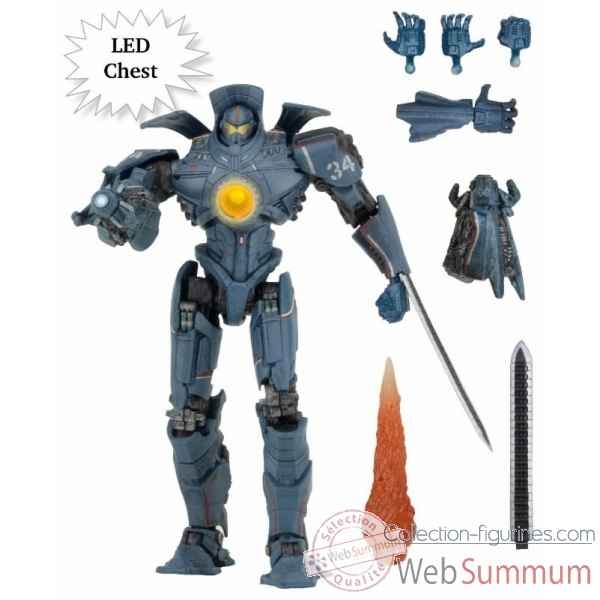 Pacific rim: figurine ultimate gipsy danger -NECA60951