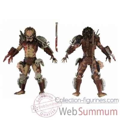 Predator: figurine bad blood predator -NECA51506