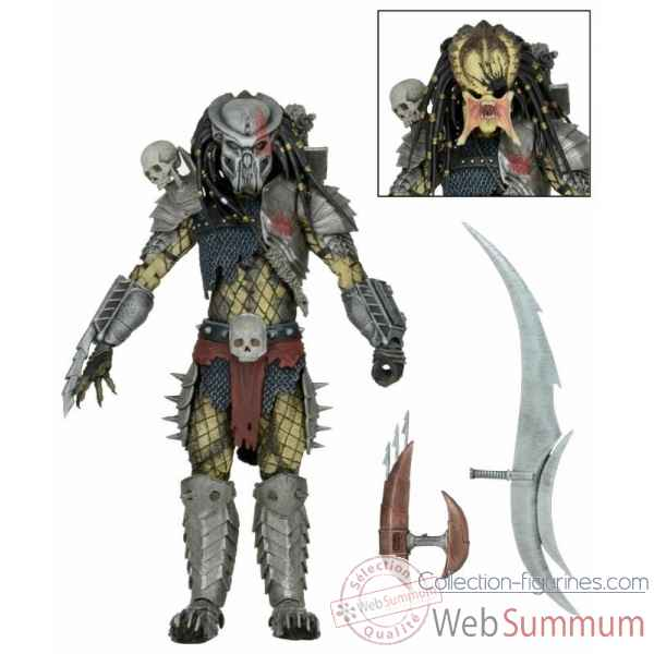 Predator: figurine ultimate scarface -NECA51536