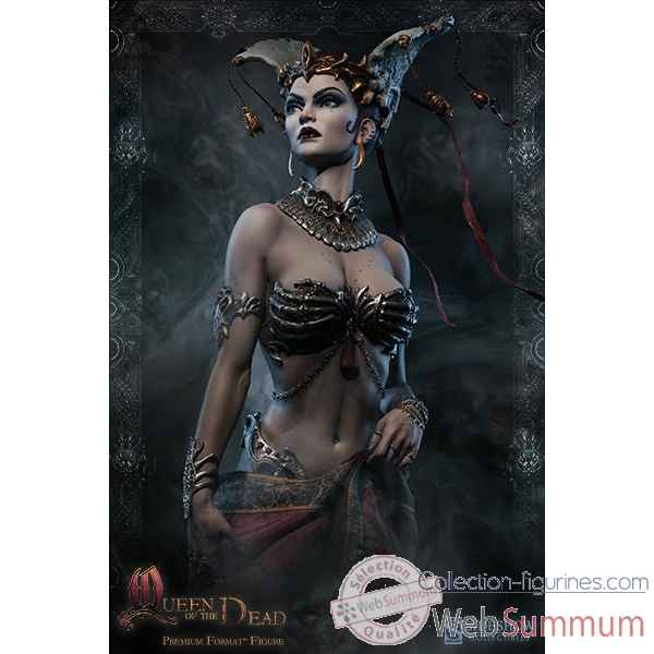Queen of the dead: figurine court of the dead premium format -SS400242