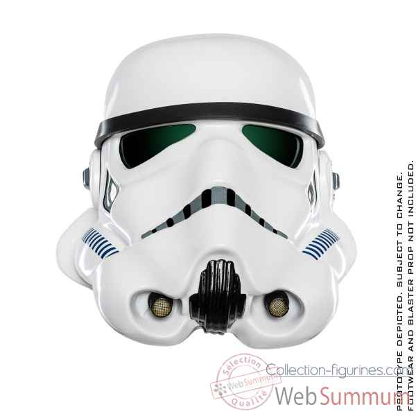 Replique casque stormtrooper star wars ep iv -ANOSWHELMET006