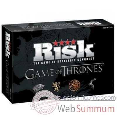 Risk game of thrones - collectors edition (english) -WMTEMP11