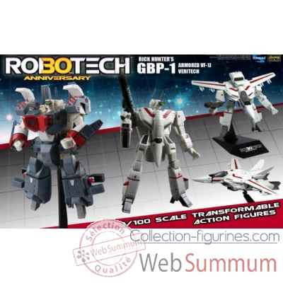 Robotech: gbp-1j echelle 1:100 - rick hunter -TOY10310