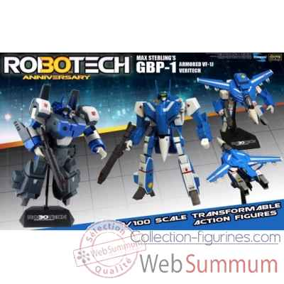 Robotech: gbp-1jechelle 1:100 - max sterling -TOY10320