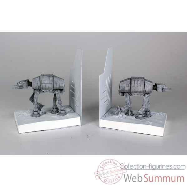 Achat de livre sur collection figurines - Serre livre star wars ...