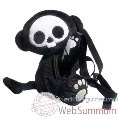Skelanimals marcy figurine backpack (singe) -TOY1984