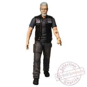 Sons of anarchy: figurine clay morrow -MEZ82302
