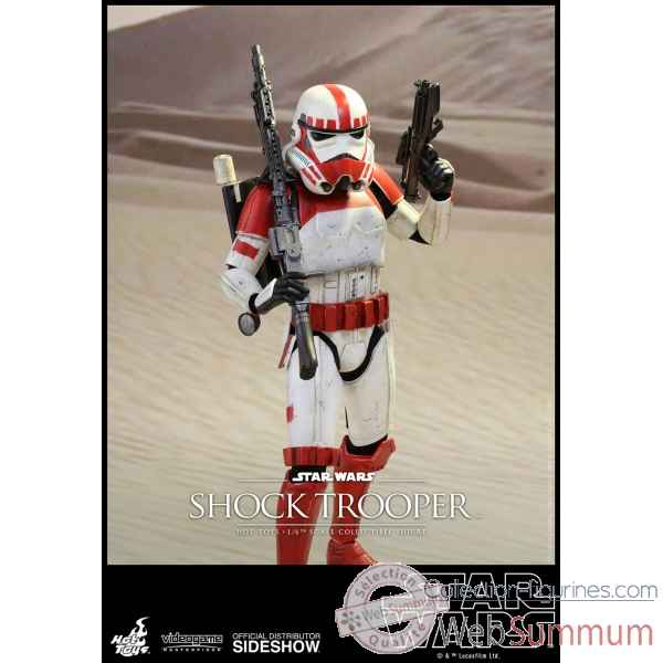 Star wars battlefront: figurine shocktrooper echelle 1/6 -SSHOT902649