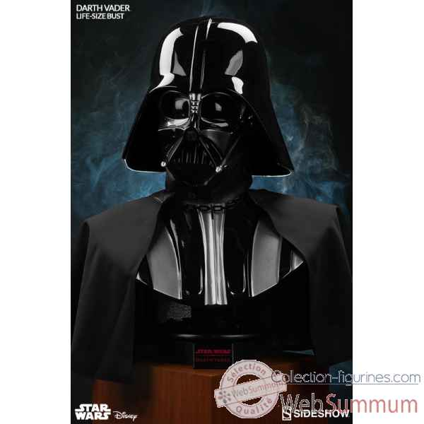 Star wars: buste dark vador taille reelle -SS400249