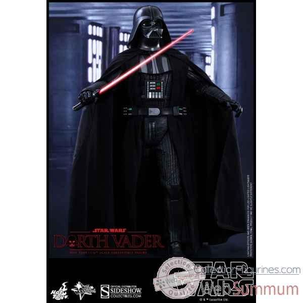 Star wars episode iv - figurine dark vador echelle 1/6 -SSHOT902320