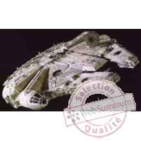 Star wars episode vi: figurine millennium falcon -HWMVCMC93