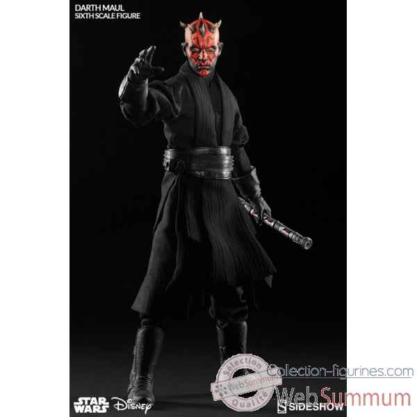 Star wars: figurine echelle 1/6 dark maul -SS100156