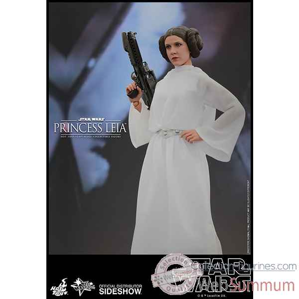 Star wars: figurine princess leia echelle 1/6 -SSHOT902490